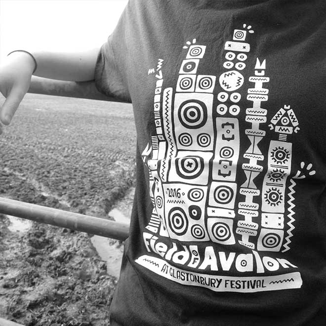 Glastonbury: Field of Avalon