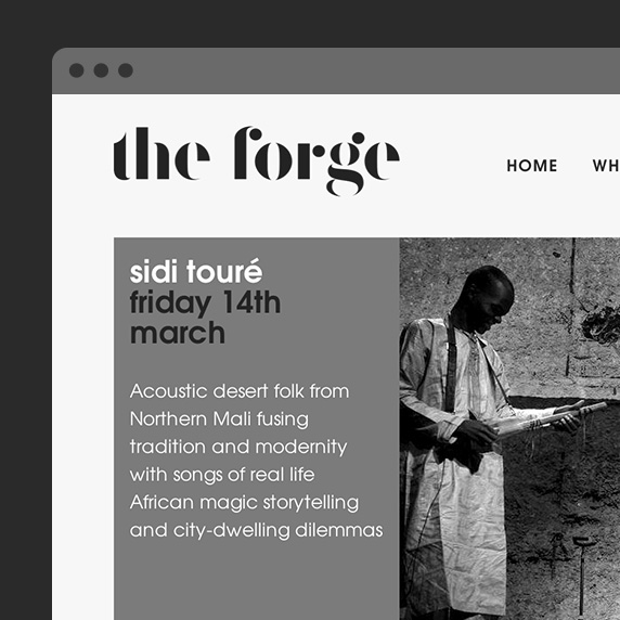The Forge & Foundry